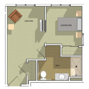Prairie Corner Suite