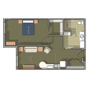 Cambridge Koshkonong Floor Plan