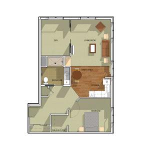 Waunakee Capital View Floor Plan