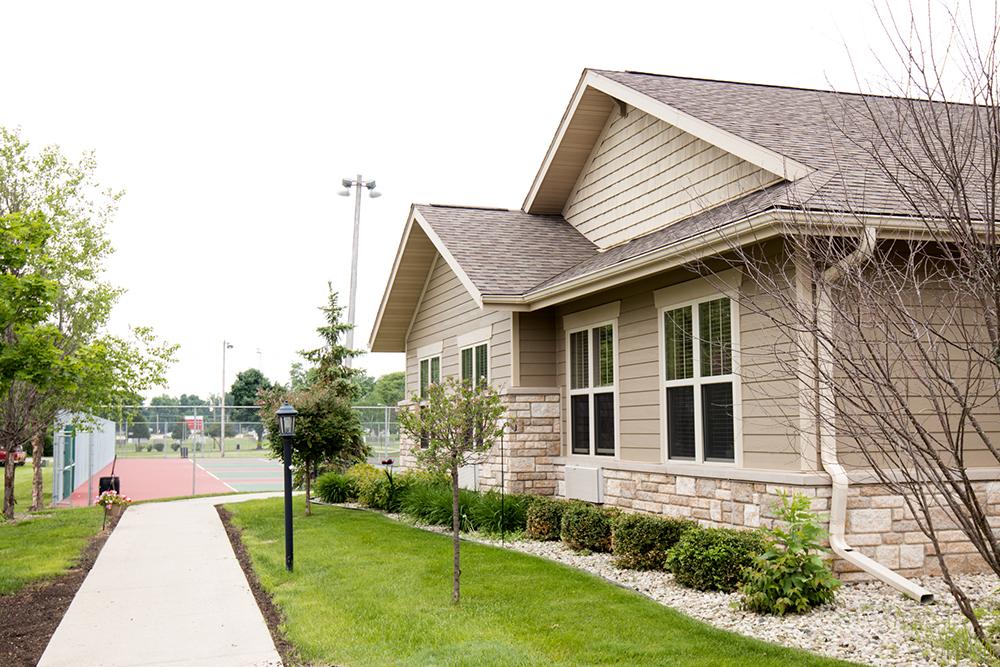 Columbus Community Exterior