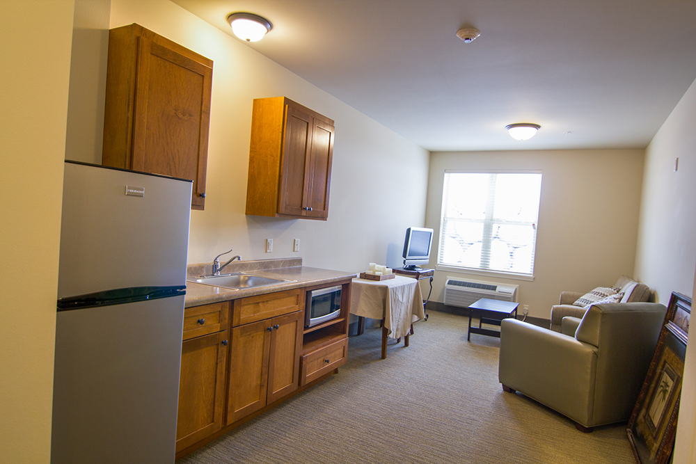 Cambridge Community One Bedroom