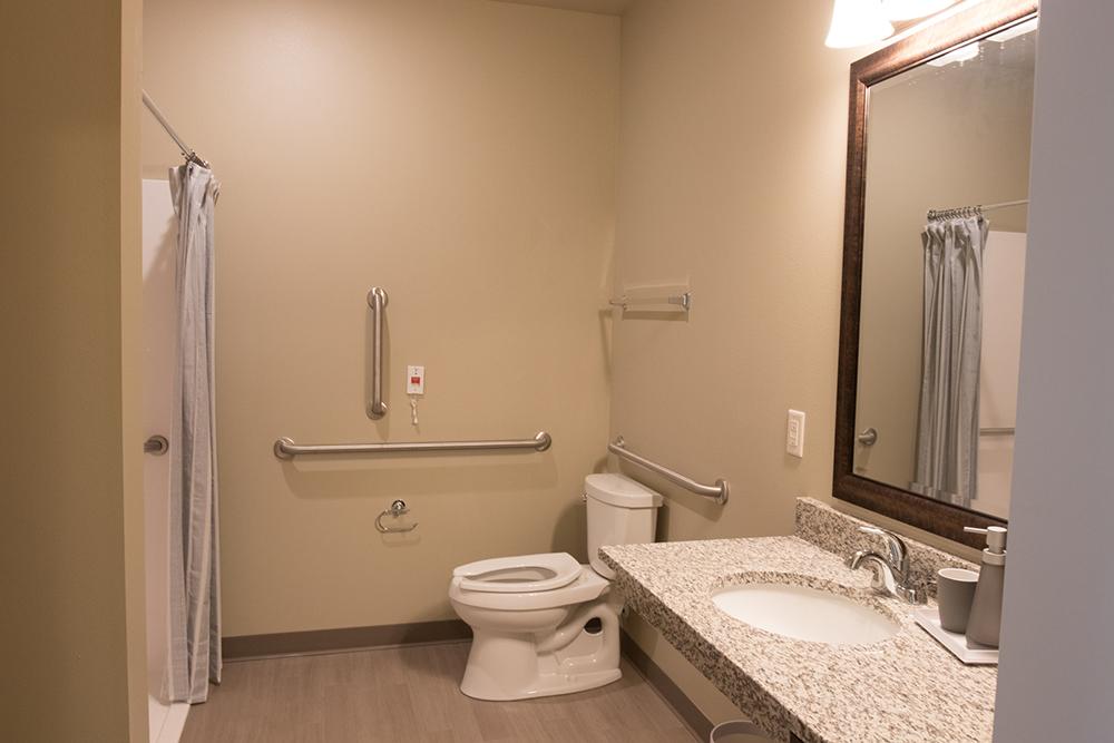 Waunakee Community Bathroom