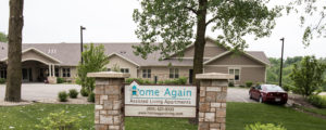 Cambridge Assisted Living Communtiy Exterior