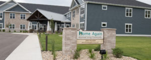 Waunakee Assisted Living Community Exterior