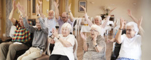 Assisted Living Exercise